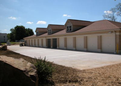 New Building at Greensburg Park Self-Storage in Green, OH